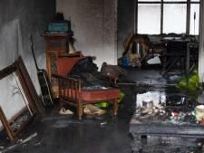 Zwaargewonde bij brand in zorgcomplex Heumen
