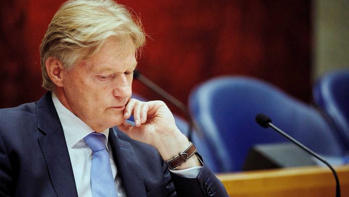 Staatssecretaris Martin van Rijn