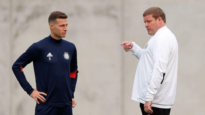 FT België: slecht nieuws voor Anderlecht en Spajic - Kortrijk-preses ziet het somber in