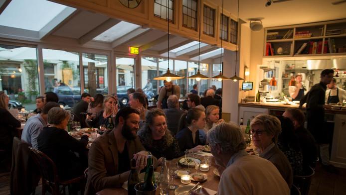 Bib Gourmand-winnaar Café Caron kreeg in Proefwerk van Hiske Versprille een 8