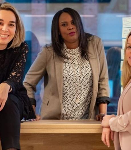 'Ook vrouwelijke eigenschappen zijn nodig in een bedrijf'