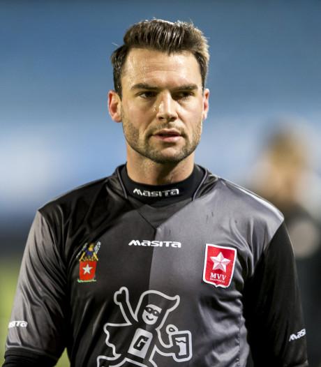 Kjell Knops op proef bij Helmond Sport