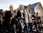 Duizenden lopen mee in stille tocht voor Savannah