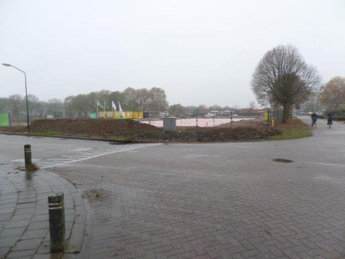 Verkeersmaatregelen voor omgeving brede school Giessen/Rijswijk.