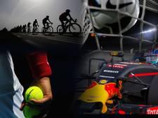 Sport Vandaag: Vuurwerk in de Giro, kwalificaties Parijs