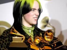 Billie Eilish schrijft geschiedenis: 100 miljoen streams voor al haar liedjes