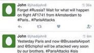 Jongen (16) aangehouden voor dreigtweets Schiphol en Brussels Airport