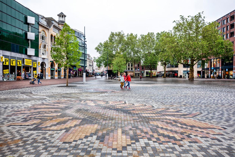 Het Vredenburg in Utrecht. Beeld Raymond Rutting / de Volkskrant