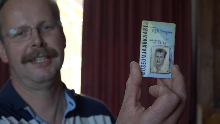 Na 30 jaar heeft Jan zijn verloren portemonnee terug