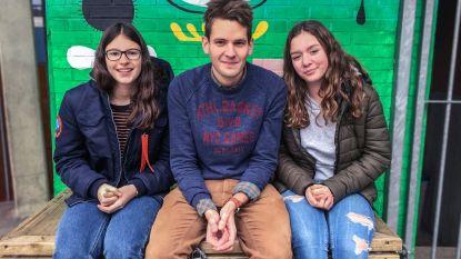 VIDEO: Leerlingen Sancta Maria en Frank Deboosere vragen aandacht voor klimaat in opvallend filmpje