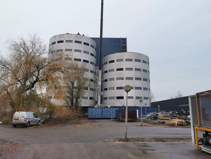 Het Fläktgebouw wordt leeggehaald; Schipper Bosch heeft nog geen concrete plannen.