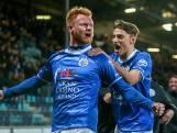 Monsterscore Sparta, koploper FC Den Bosch wint op valreep van NEC