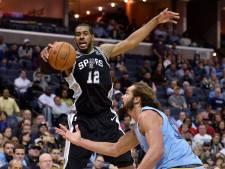 LaMarcus Aldridge en Patty Mills voorkomen vijfde nederlaag San Antonio Spurs