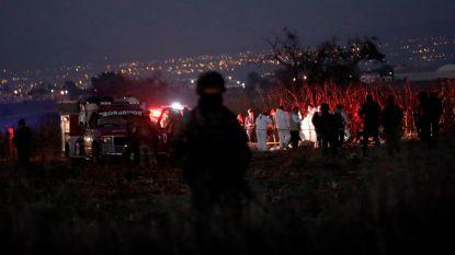 Pas benoemde Mexicaanse gouverneur en echtgenoot komen om bij helikoptercrash