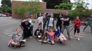 Kinderen maken film over mensen met een mening