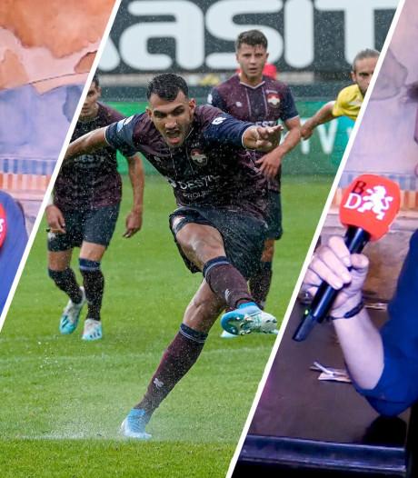 'Zonder penalty's heeft Willem II-spits Pavlidis een nóg beter doelpuntengemiddelde dan Isak'