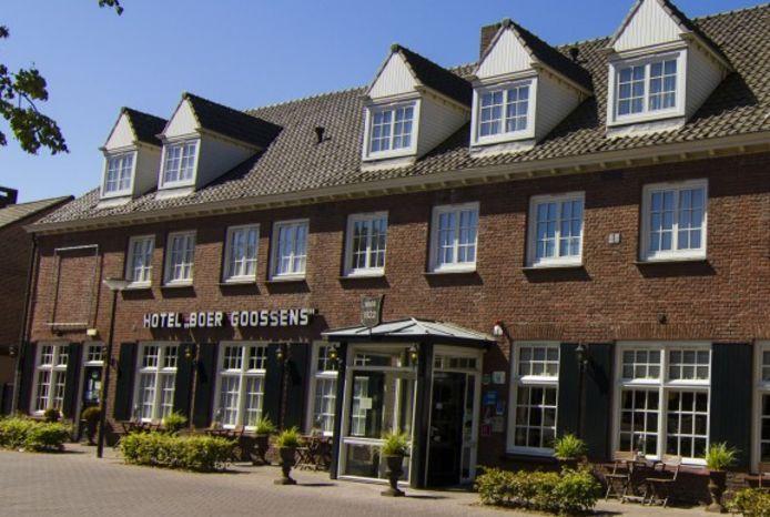 Hotel Boer Goossens.
