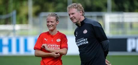 PSV Vrouwen na valse start klaar voor eredivisie: 'Het doel is kampioen worden'