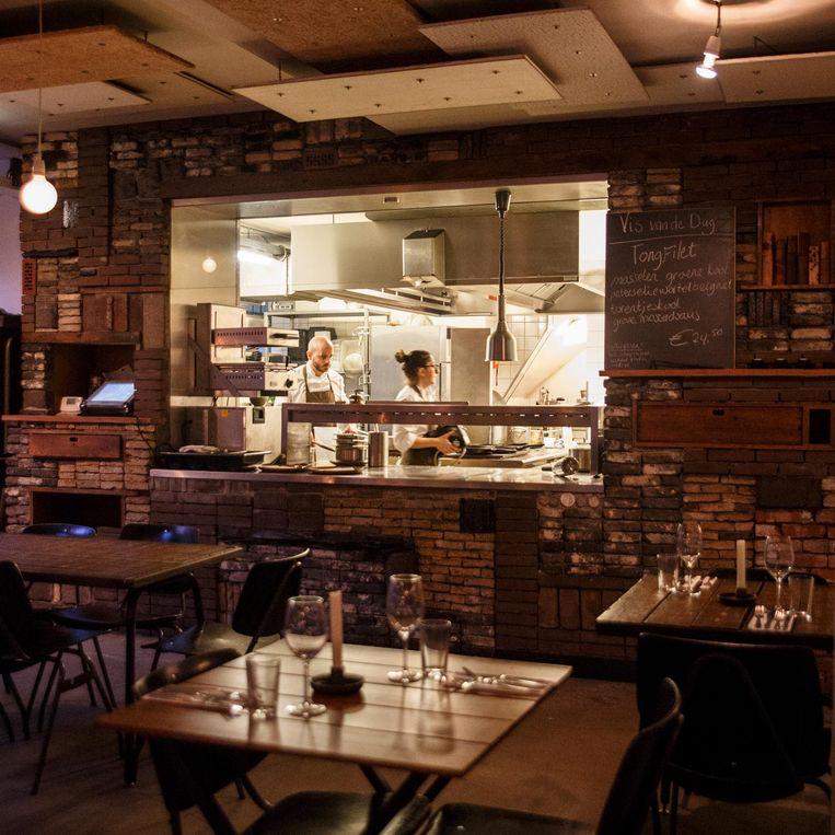 Restaurant Wilde Zwijnen Beeld Carly Wollaert