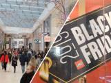 Zo ging Black Friday eraan toe in Hoog Catharijne