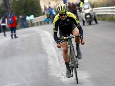Adam Yates na val uit Ronde van Catalonië