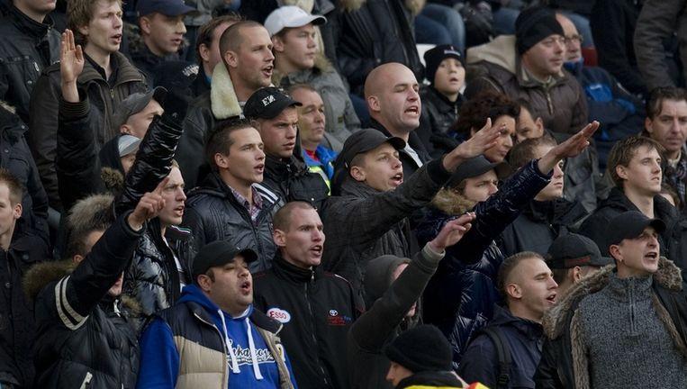 Supporters van FC Utrecht Beeld anp