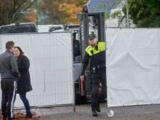 Bewoners nog niet naar huis na massale politieactie op woonwagenkamp Oss
