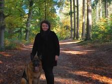 Hond verstijft bij zien wolf op Veluwe