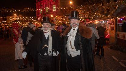 Christmas in Loveland: 50.000 lichtjes verlichten kerstmarkt
