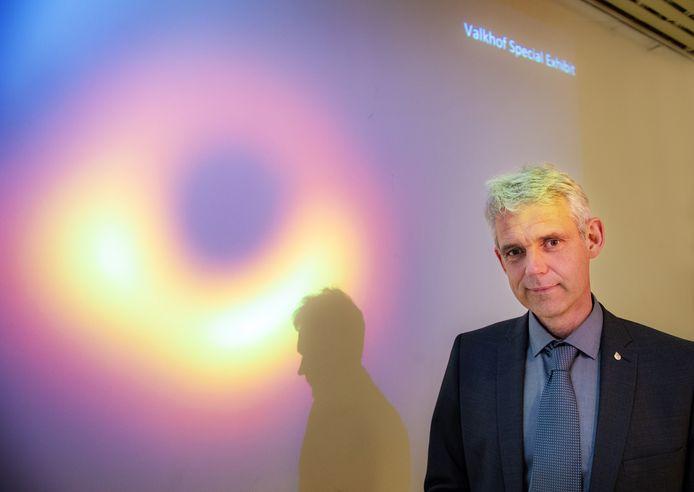 Nijmegen/Nederland: Heino Falcke in Het Valkhof museumDgfotofoto: Bert Beelen