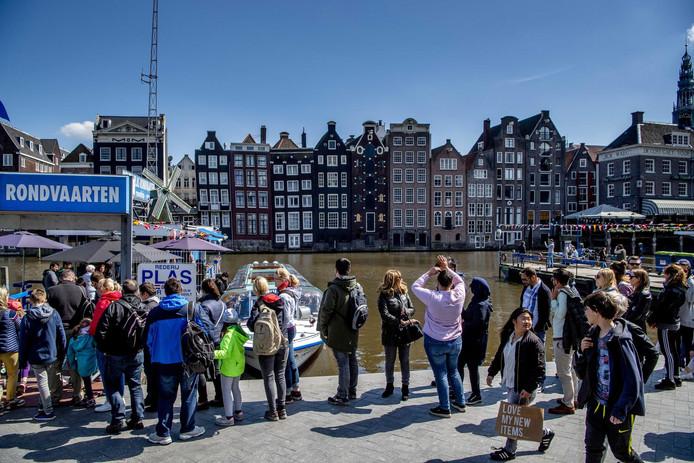 Het college wil een vast bedrag van 3 euro per nacht invoeren aan toeristenbelasting