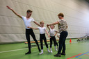 Bewegingen binnen het klassieke ballet liggen vast.