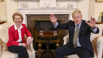 Brits parlement zet belangrijke stap richting brexit