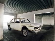 Roestig oermodel van de BMW M-Serie is nu een blinkende bolide