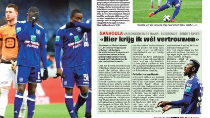 Penaltyspook is terug op Anderlecht