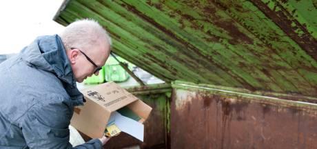 Geldstroom rond oud-papier weerhoudt Raalte van ja-ja-sticker op brievenbus, milieudefensie wijst op succes Amsterdam