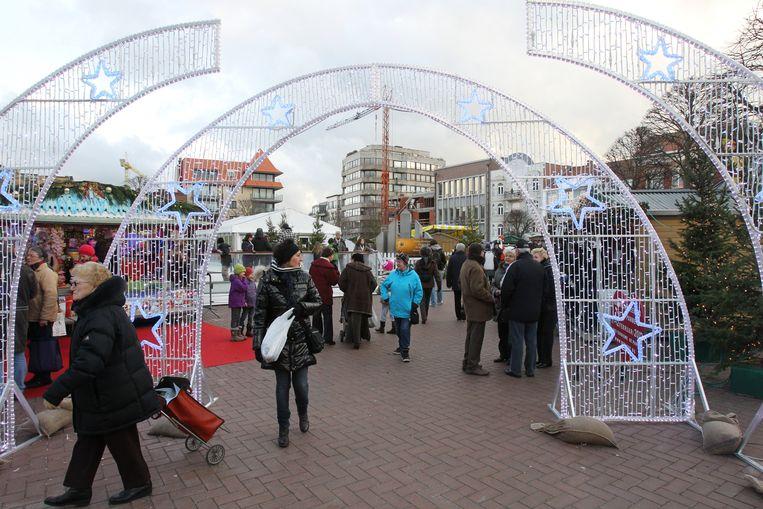 Gemeente De Panne Besteedt Kerstmarkt Dit Jaar Uit Ons Personeel