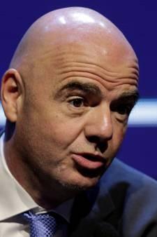 'Infantino gaat nieuwe toernooien niet voor WK erdoor jagen'