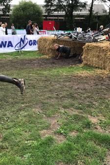 Trainen voor de Strong Man Run: 'Kun je het dan nooit goed doen?'