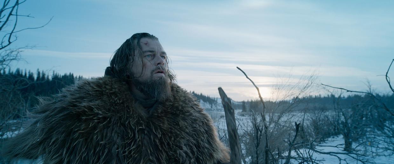 Leonardo DiCaprio in 'The Revenant' Beeld AP