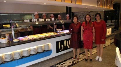 Wereldkeuken centraal in nieuw restaurant World Taste Garden