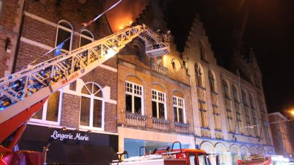 Heropflakkering brand vernielt ook tweede pand en lingeriewinkel