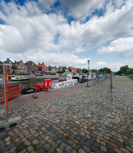 Omwonende eist stilleggen werk aan Dinteloordse haven