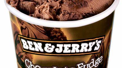 Sporen van onkruidverdelger in ijs Ben & Jerry's