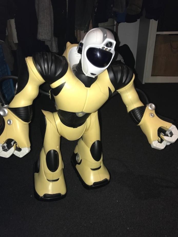 Wat gaan de robot met West-Brabant doen?