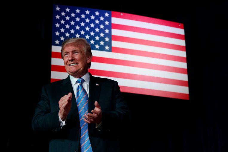 De Amerikaanse president Donald Trump wil in totaal 50 miljard dollar aan Chinese goederen extra belasten.