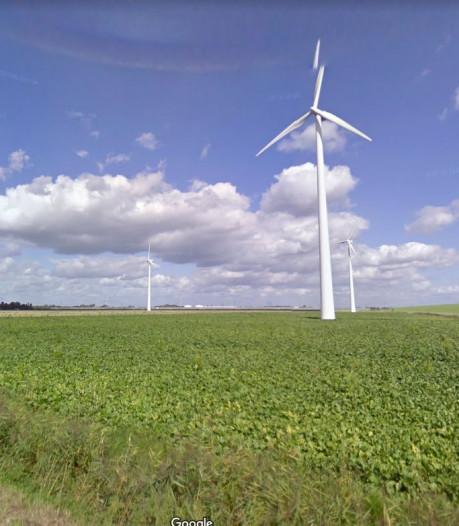 De hoogte van de windmolens roept de meeste vragen op in Kapelle