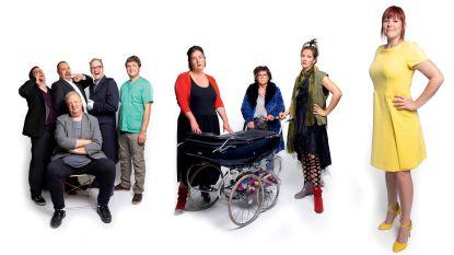 Prutske brengt volkstheater met 'Bendeke Troep'