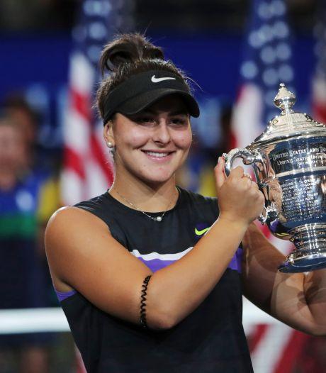 Andreescu ne défendra pas son titre à l'US Open