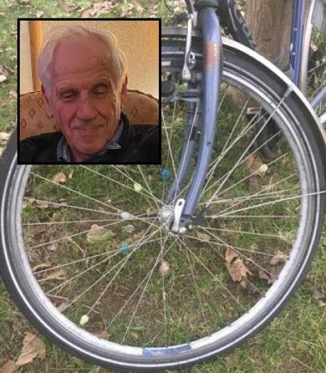 Fiets gevonden in Liempde, vermiste Rob van Berkel (75) uit Sint-Oedenrode zelf nog spoorloos